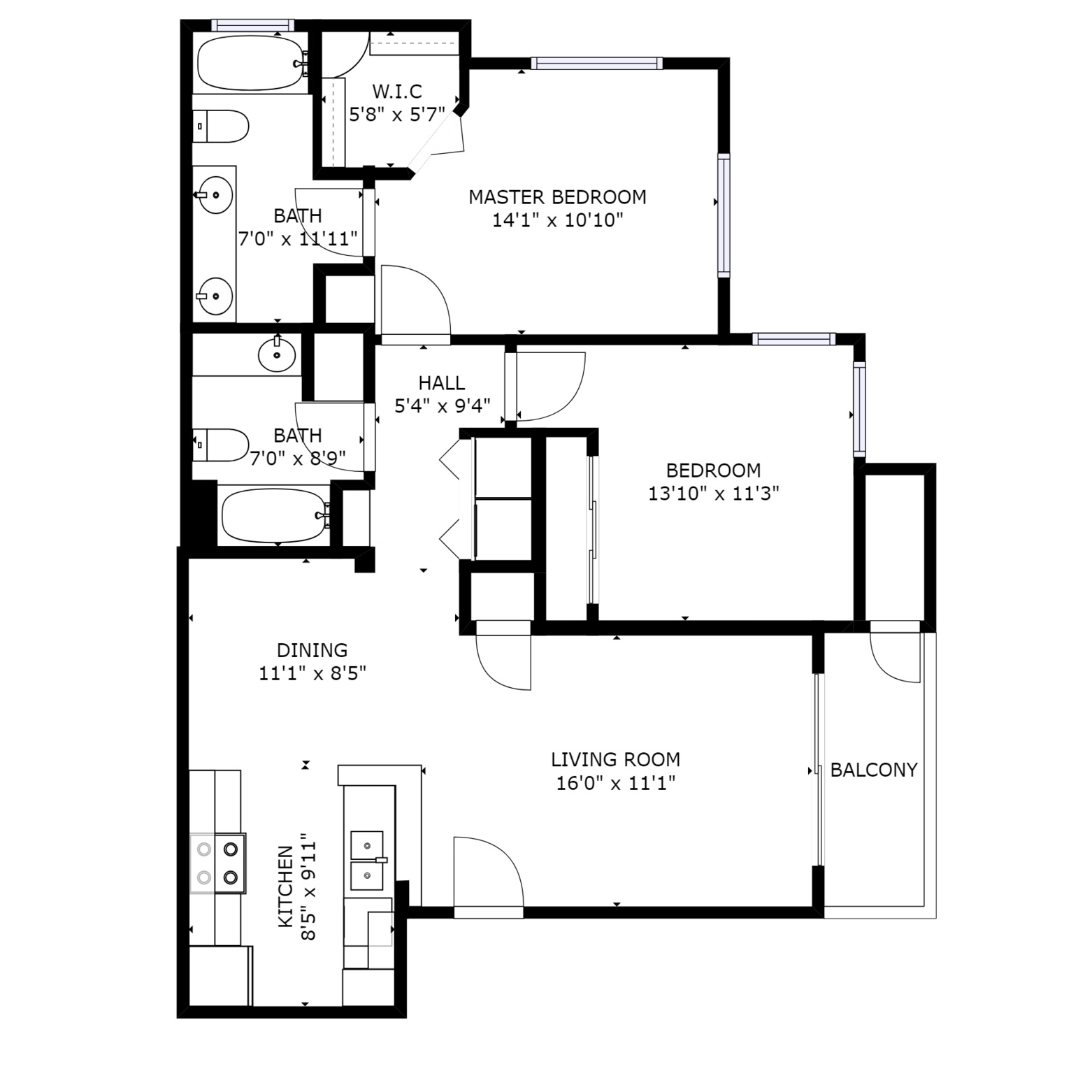 FLOOR PLANS — RIDGE AT CLEAR CREEK