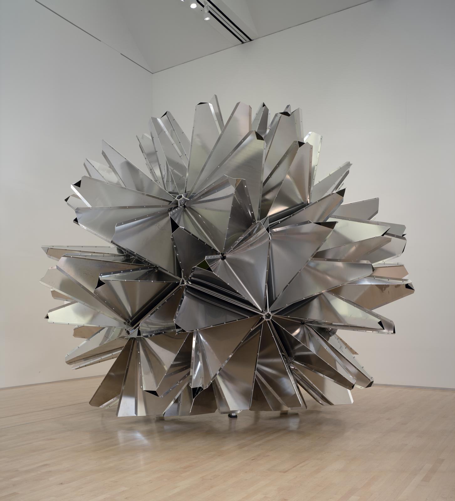 Olafur Eliasson,  Multiple grotto , 2004.