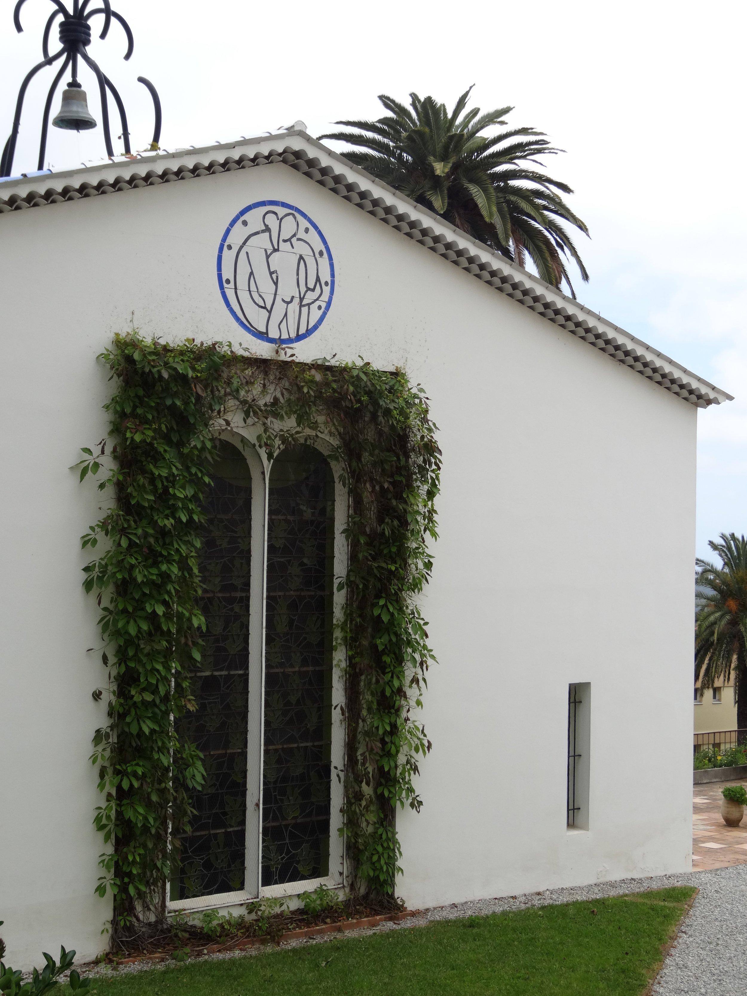 Chapelle du Rosaire, Vence, France.