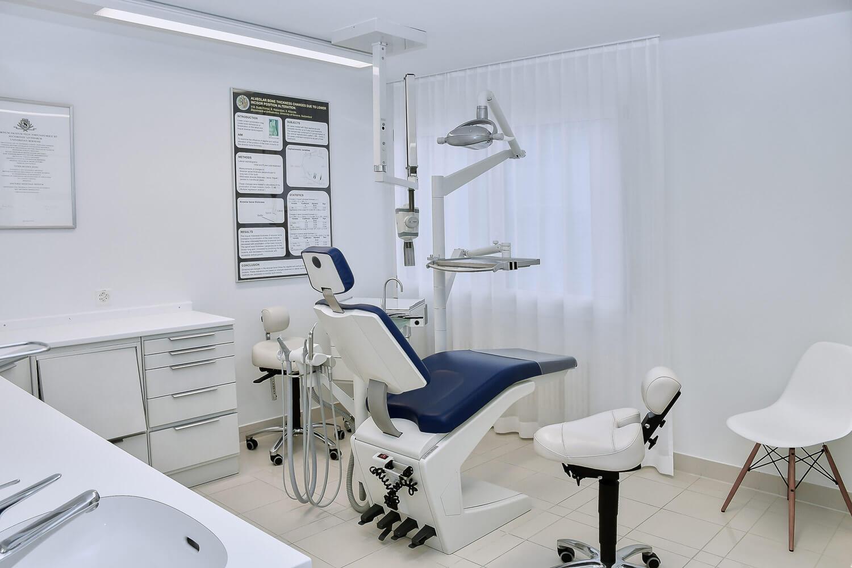 Privates Behandlungszimmer