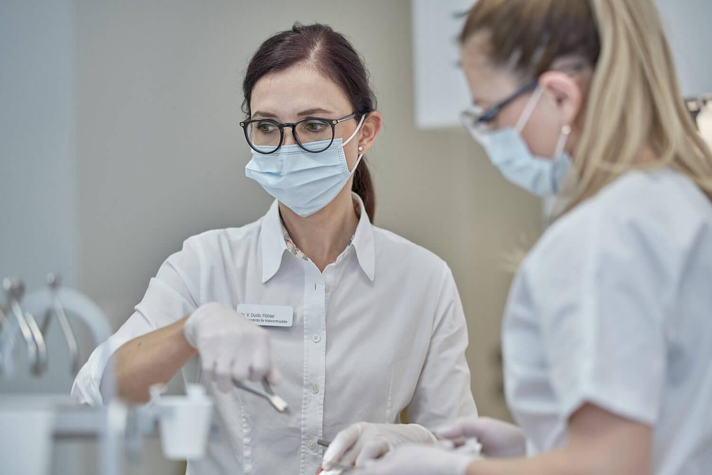 Mundhygiene und Pflege während Ihrer kieferorthopädischen Behandlung