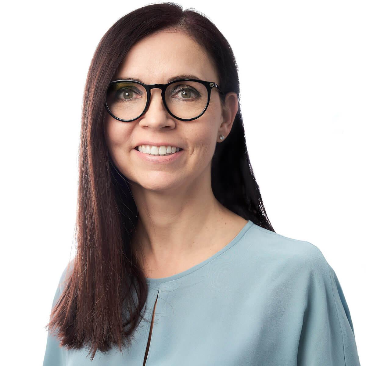 Dr. med. dent  Vivien Dudic Flühler , Gründerin der  Fachzahnarztpraxis   KIEFERORTHO EINSIEDELN