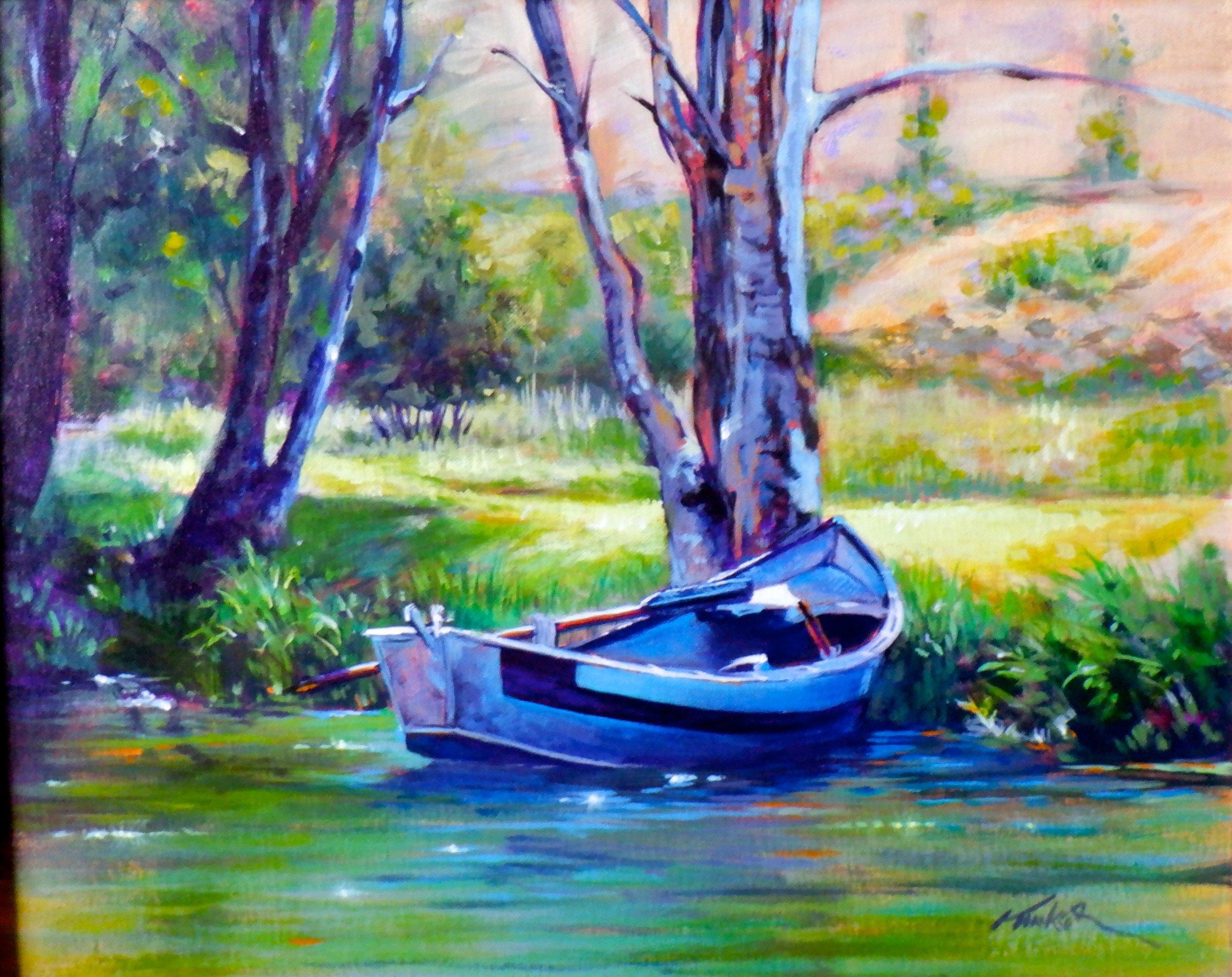 Drift Boat Dreams