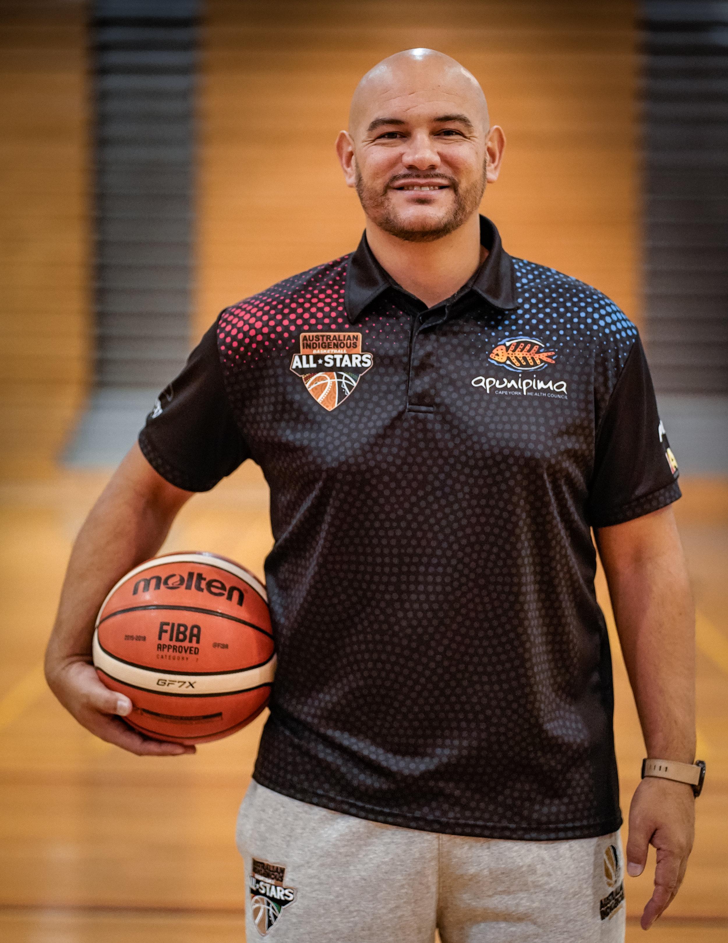 Joel Khalu - Head Coach