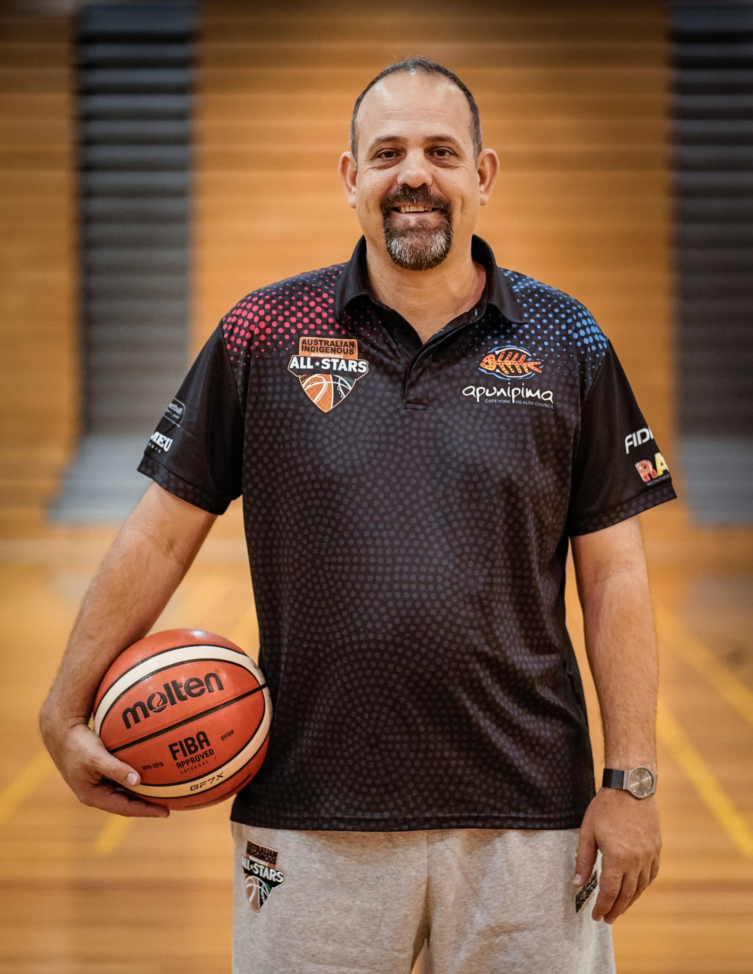 Jason Borg - Assistant Coach