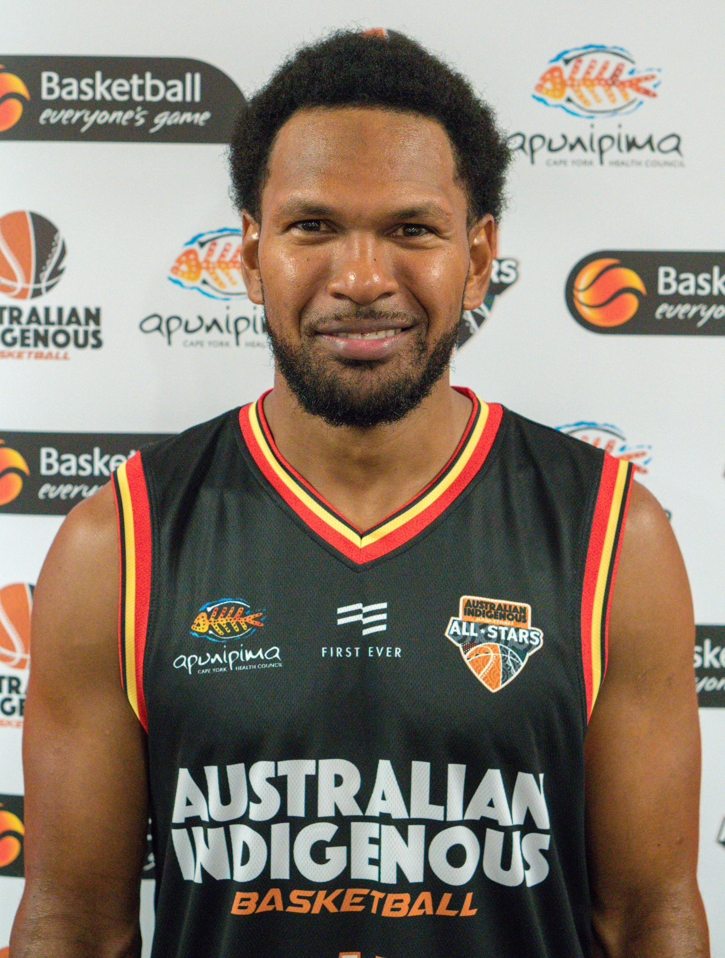 Curt Ah Wang - Cairns Basketball, QLD