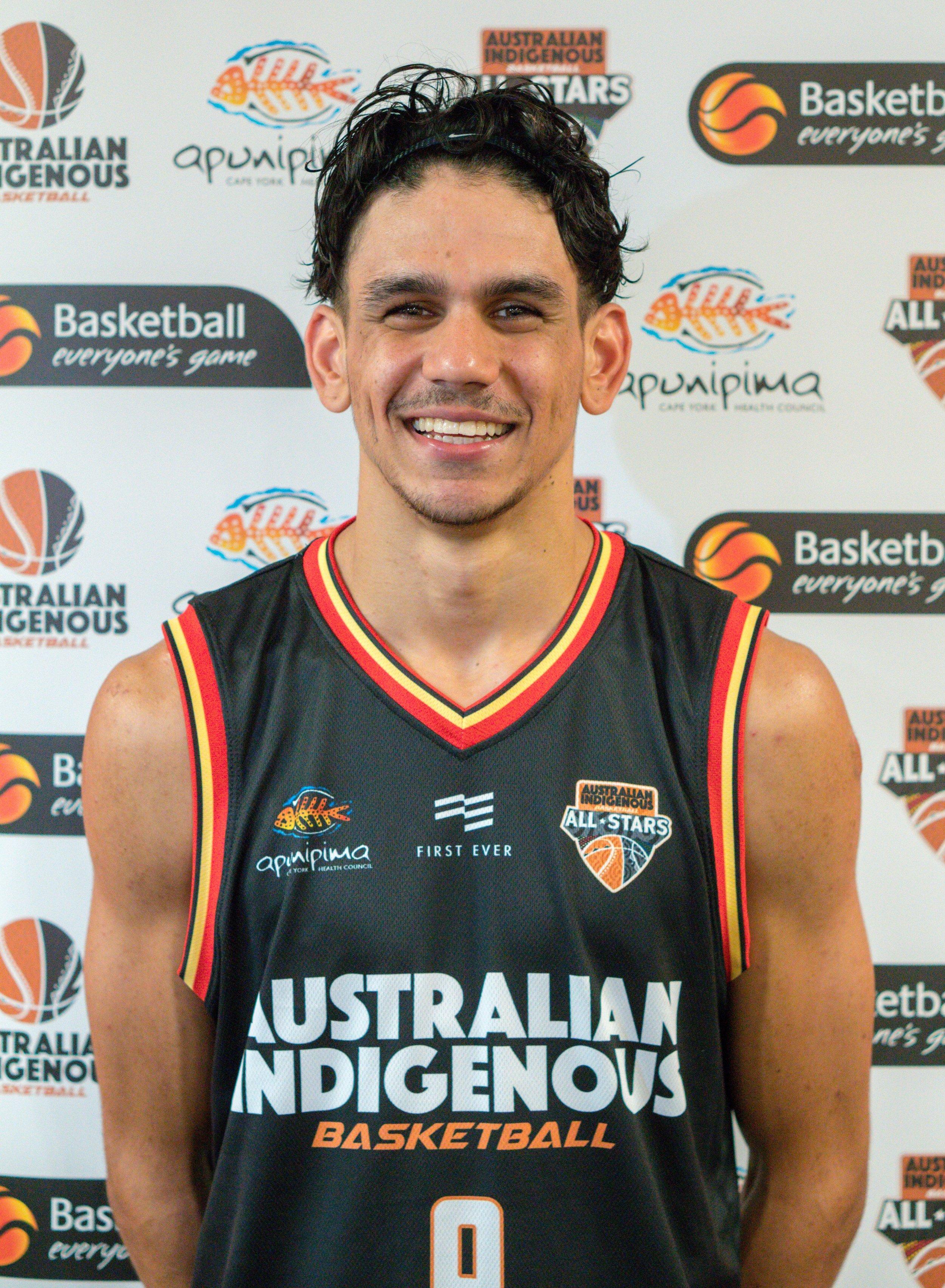 William (Davo) Hickey - Melbourne Tigers, VIC