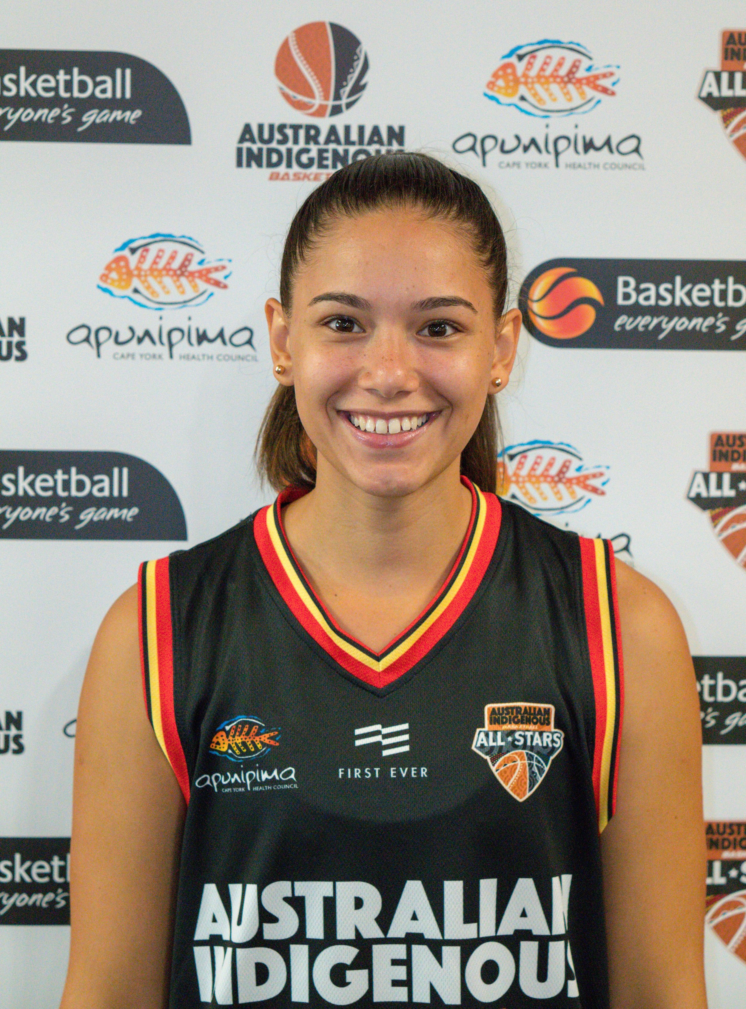 Alana Fraser - Logan Thunder, QLD
