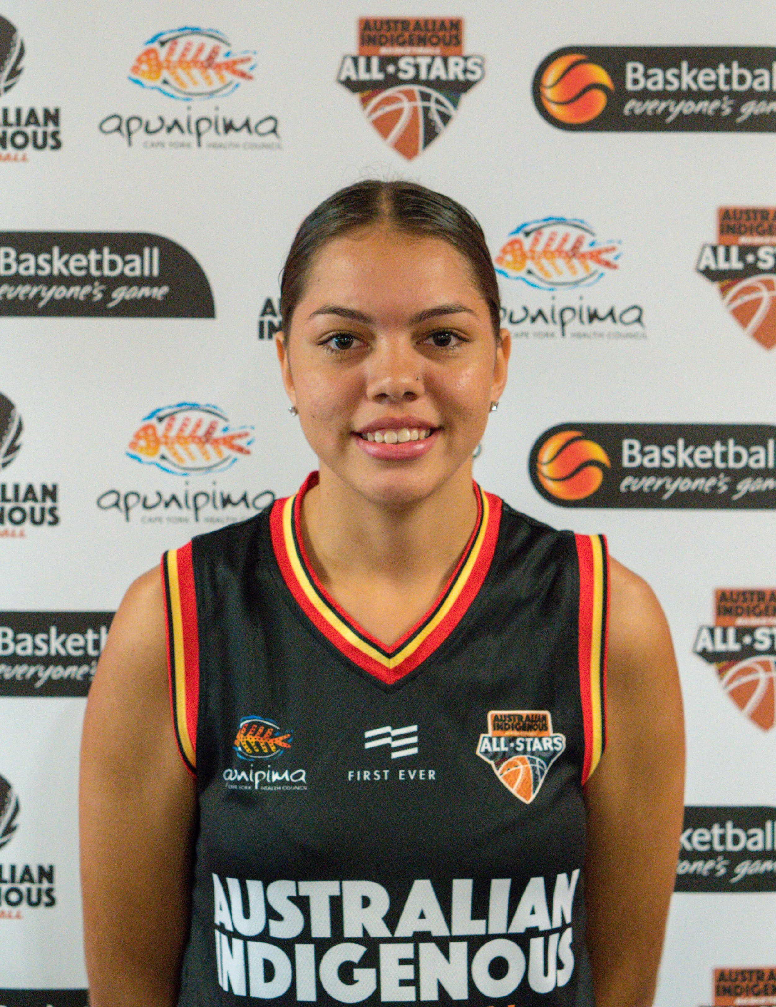 Nes'eya Williams - Perth Lynx WNBL, WA
