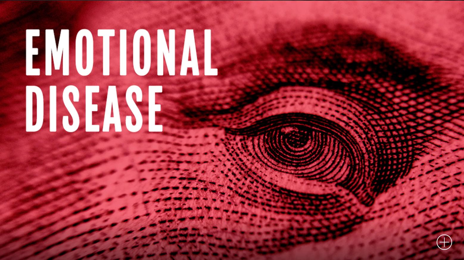 Accede a la campaña de crowdfunding de Emotional Disease