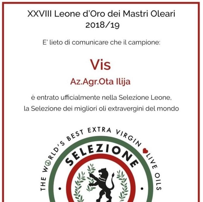 Ota Leone d'Oro www.otaoliveoil.com