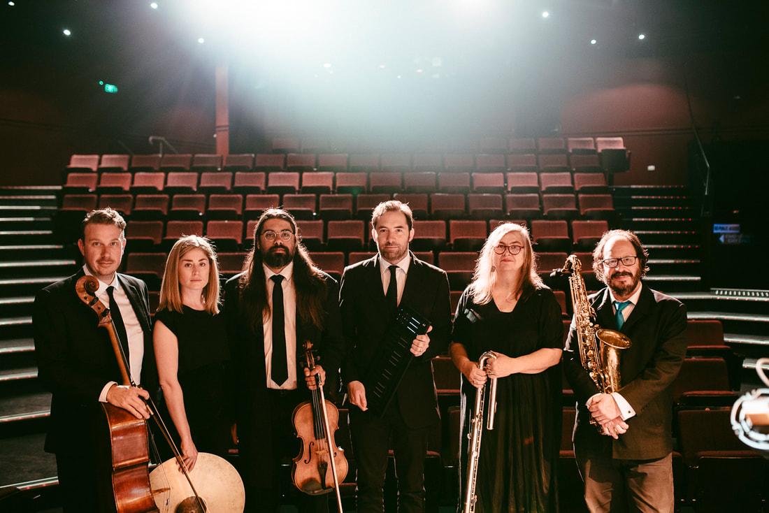 Decibel are performing at the Melbourne Recital Centre this month.