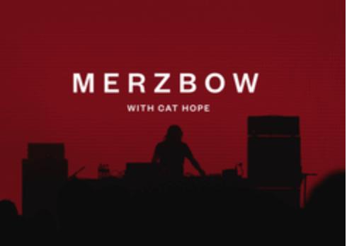 Japanese noise artist Merzbow