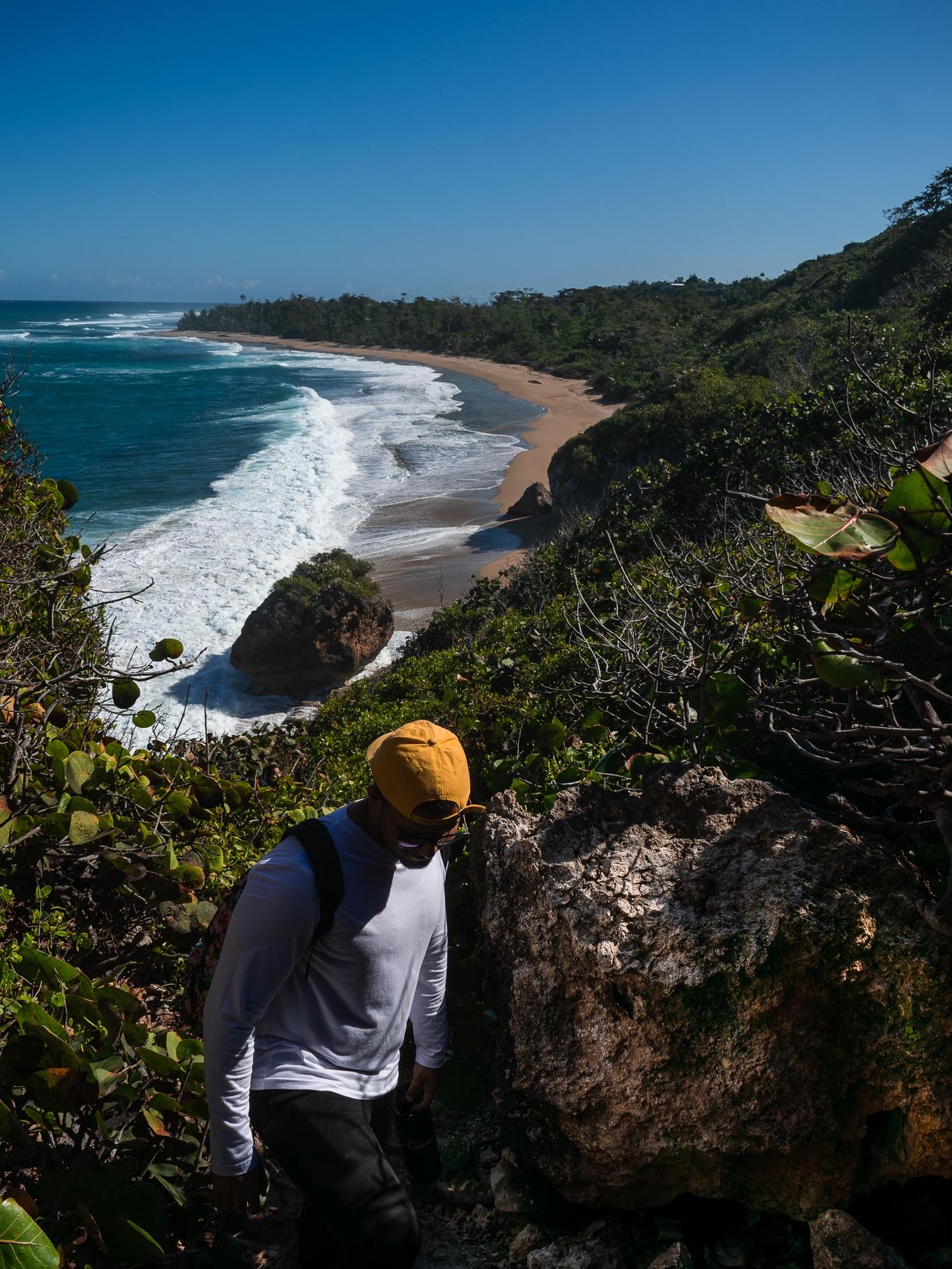 Survival Beach en Aguadilla