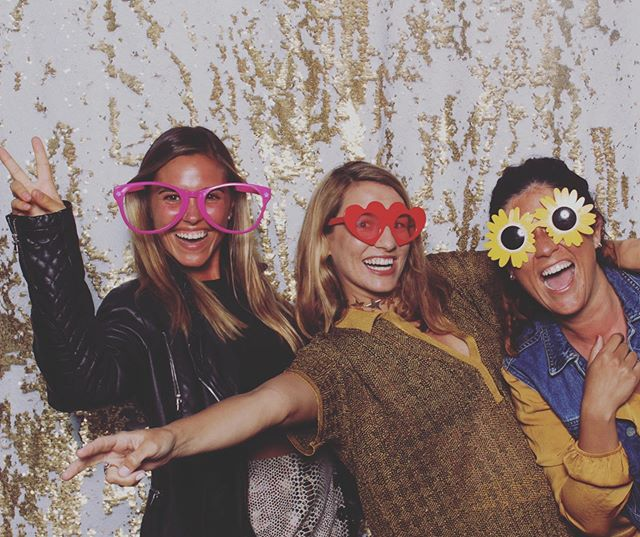 We loved being a part of the @polotrainingcentersb fundraiser at @klentnerranch this weekend and their guests sure knew how to rock a photo booth 🤣🙌🏻😎