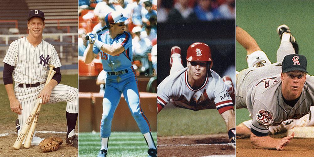 rex hudler baseball player