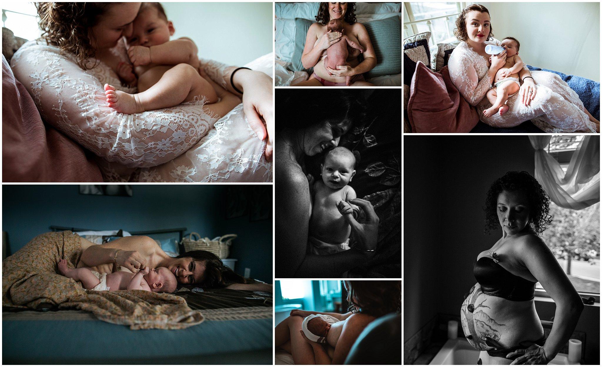 Michigan birth photographer