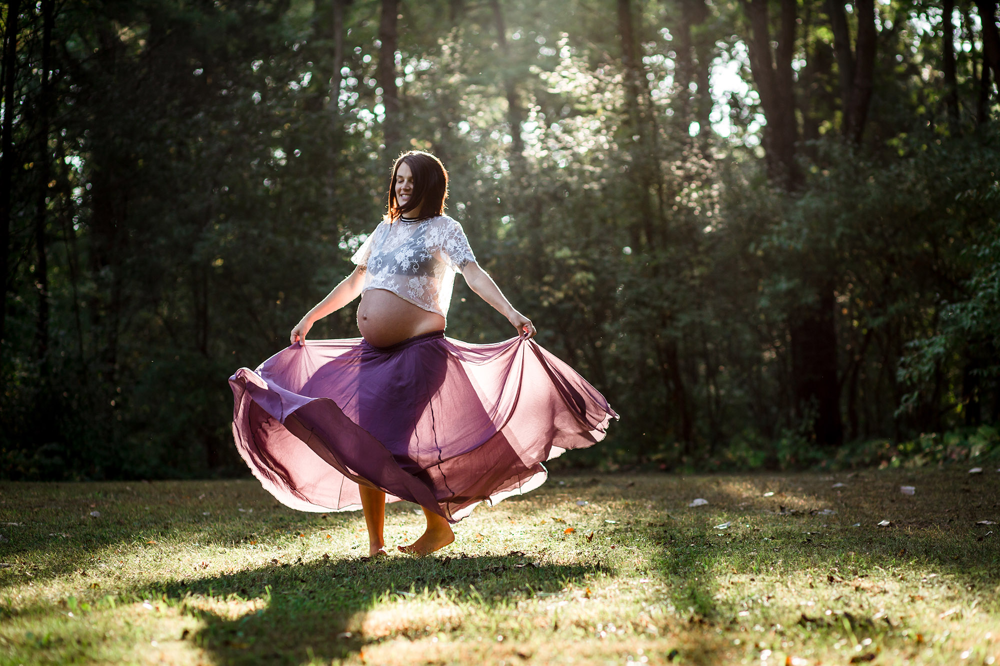 Outdoor-Chelsea-Michigan-maternity