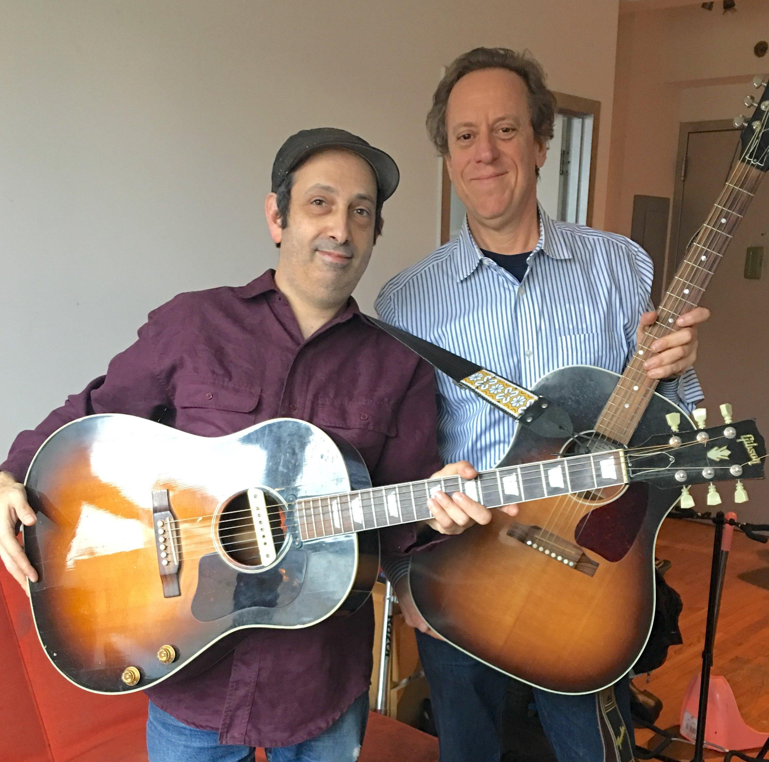 Dave Foster & Lane Steinberg