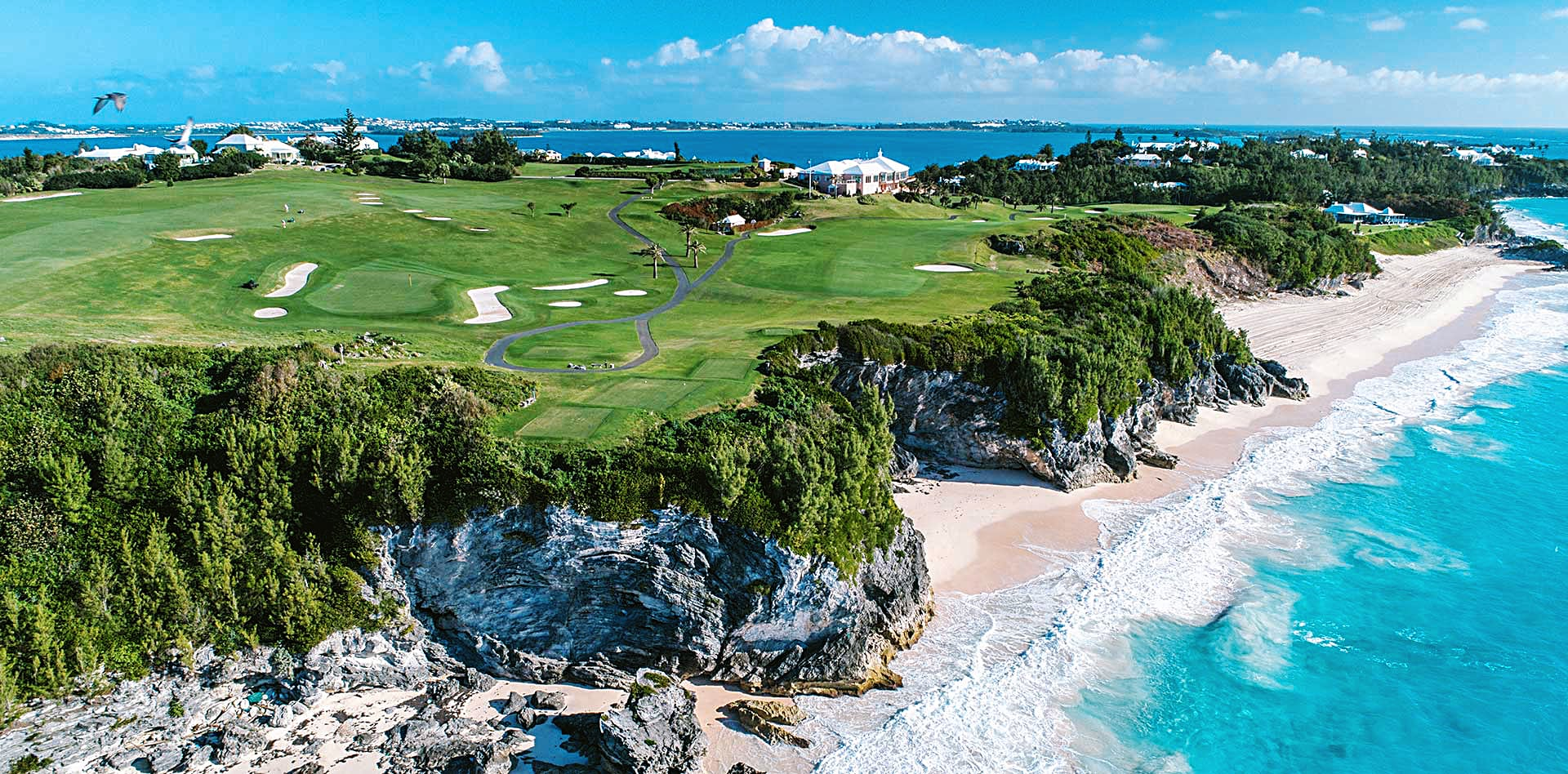 The Mid Ocean Club, Tucker s Town, Bermuda