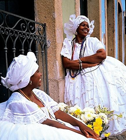 Bahianas, Salvador di Bahia