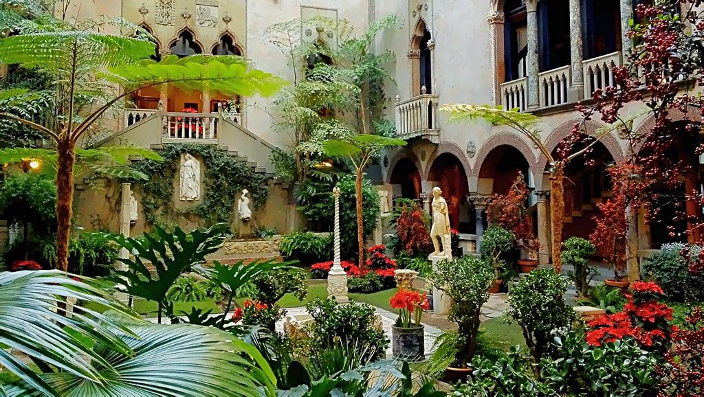 Fenway Court,  Isabella Stewart Gardner Museum in Boston