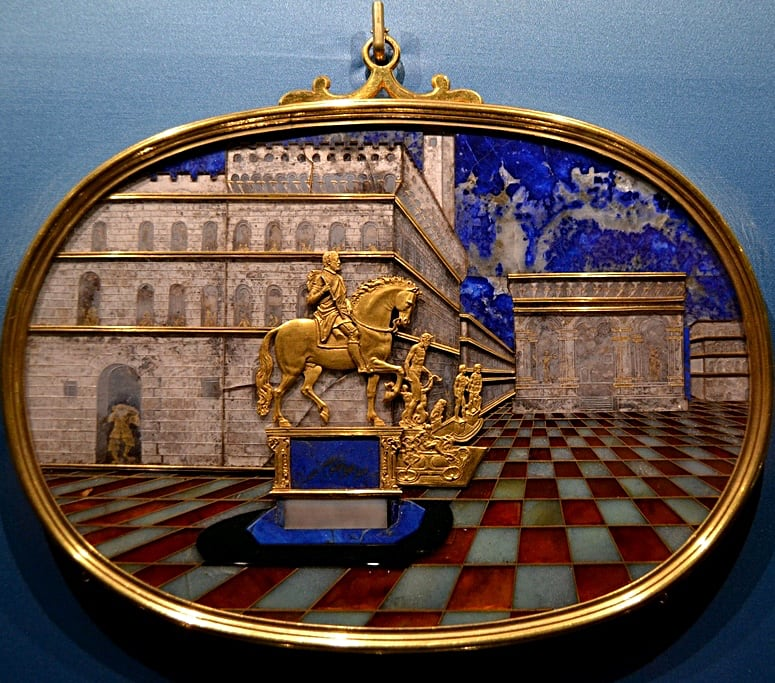 Jewels of the Medici Collection in Florence