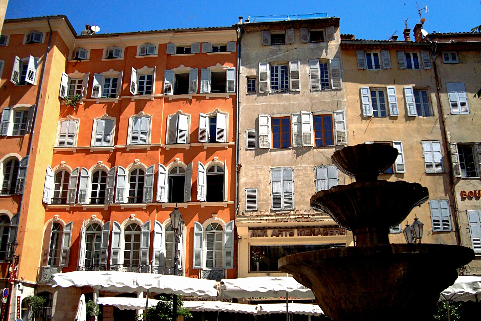 Grasse Old Town, Provence