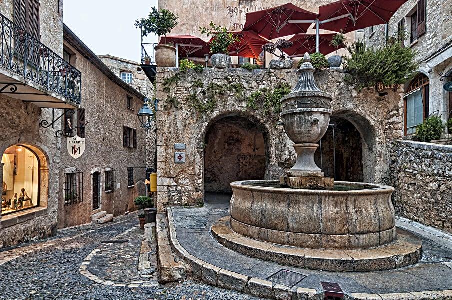 Saint-Paul-de- Vence, Provence