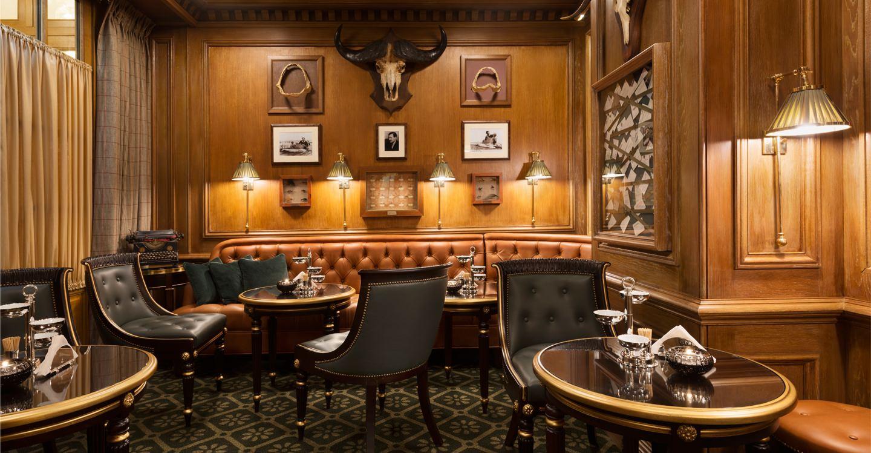 The Bar Hemingway at the Ritz in Paris