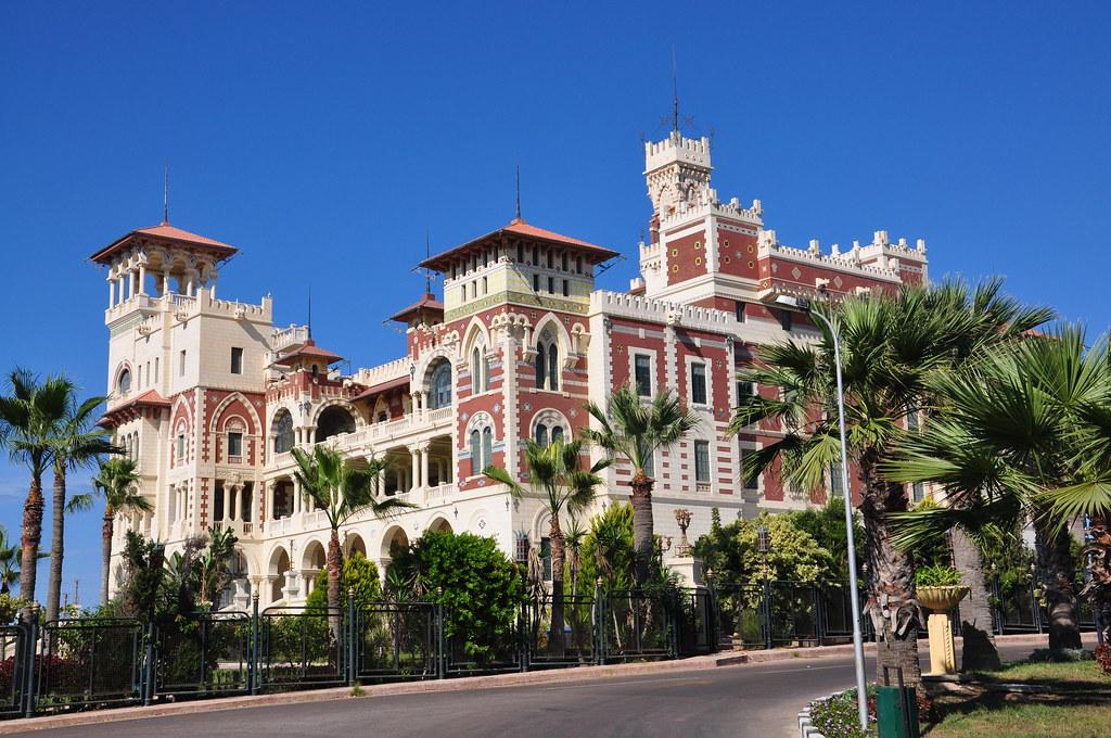 The Montaza Palace, Alexandria