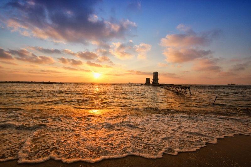 Sunrise in Alexandria