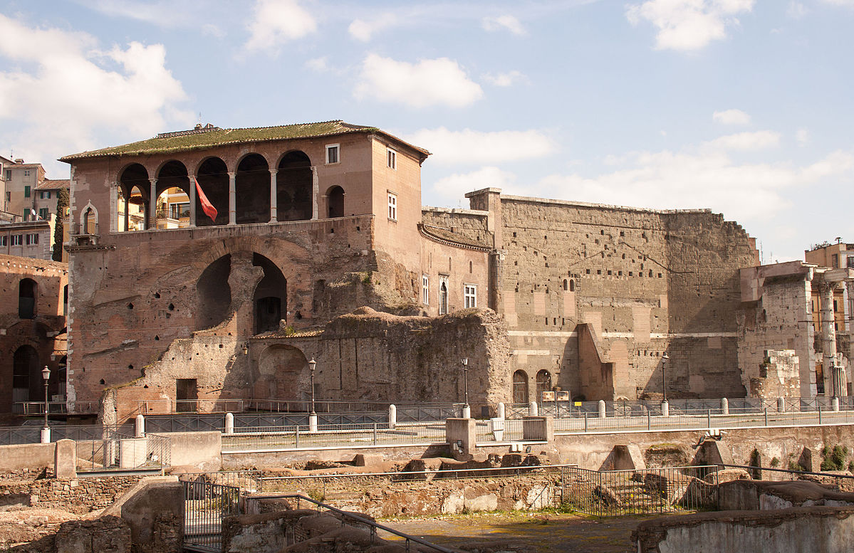 The House of the Knights of Rhodes and Malta - Casa dei Cavalieri di Rodi e di Malta