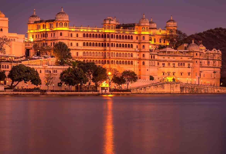 City Palace, Udaipur, India