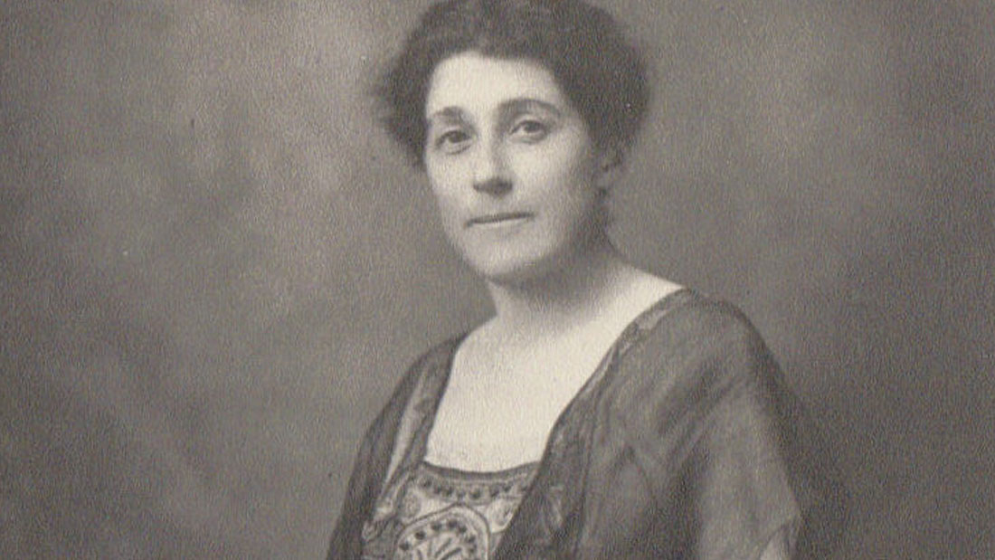 ISABELLA THORNTON NIVEN WILDER, CIRCA 1921