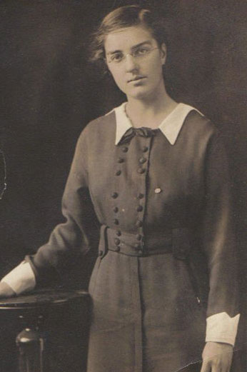CHARLOTTE WILDER (1898-1980), SISTER - From the Thornton Wilder Society WebsiteThornton Wilder's oldest sister Charlotte Wilder (1898-1980) was a poet who shared the Shelley Memorial Award for Poetry in 1937 with Ben Belitt. She attended high schools in Berkeley, California, and in China, and graduated from Berkeley High School. She received an M.A. degree from Radcliffe, and went on to a teaching career at Wheaton College and Smith College. In 1934, Charlotte moved to New York to devote all her time to writing. In 1941, she suffered a severe nervous breakdown. With the exception of periods in the early 1950s, she remained in institutions the rest of her life.