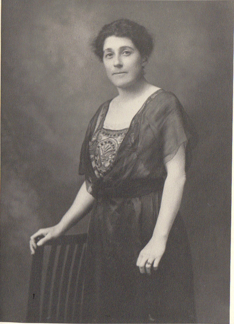 Isabella Thornton Niven Wilder circa 1932