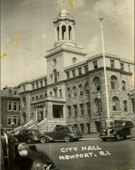 City Hall after redesigned and rebuilt from fire damage. Theophilus would have seen this building being finished in 1926. In 1919 he would have seen this building with a very different roofline.