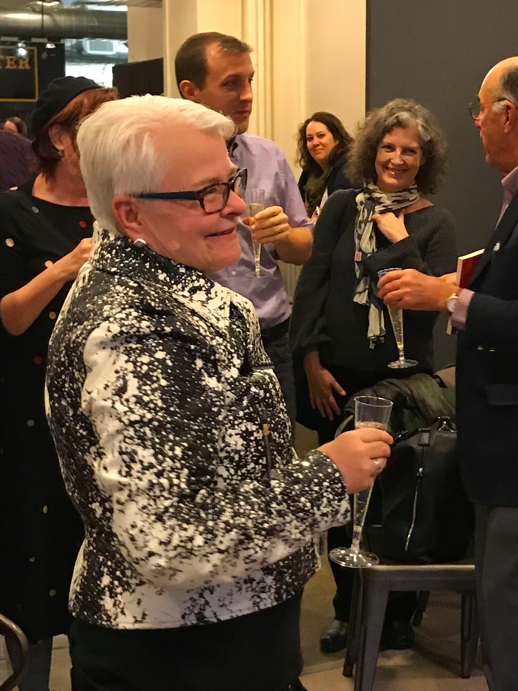 Paula Vogel at Thornton Wilder & Samuel French present Inspired by Wilder's One Acts on October 30, 2017