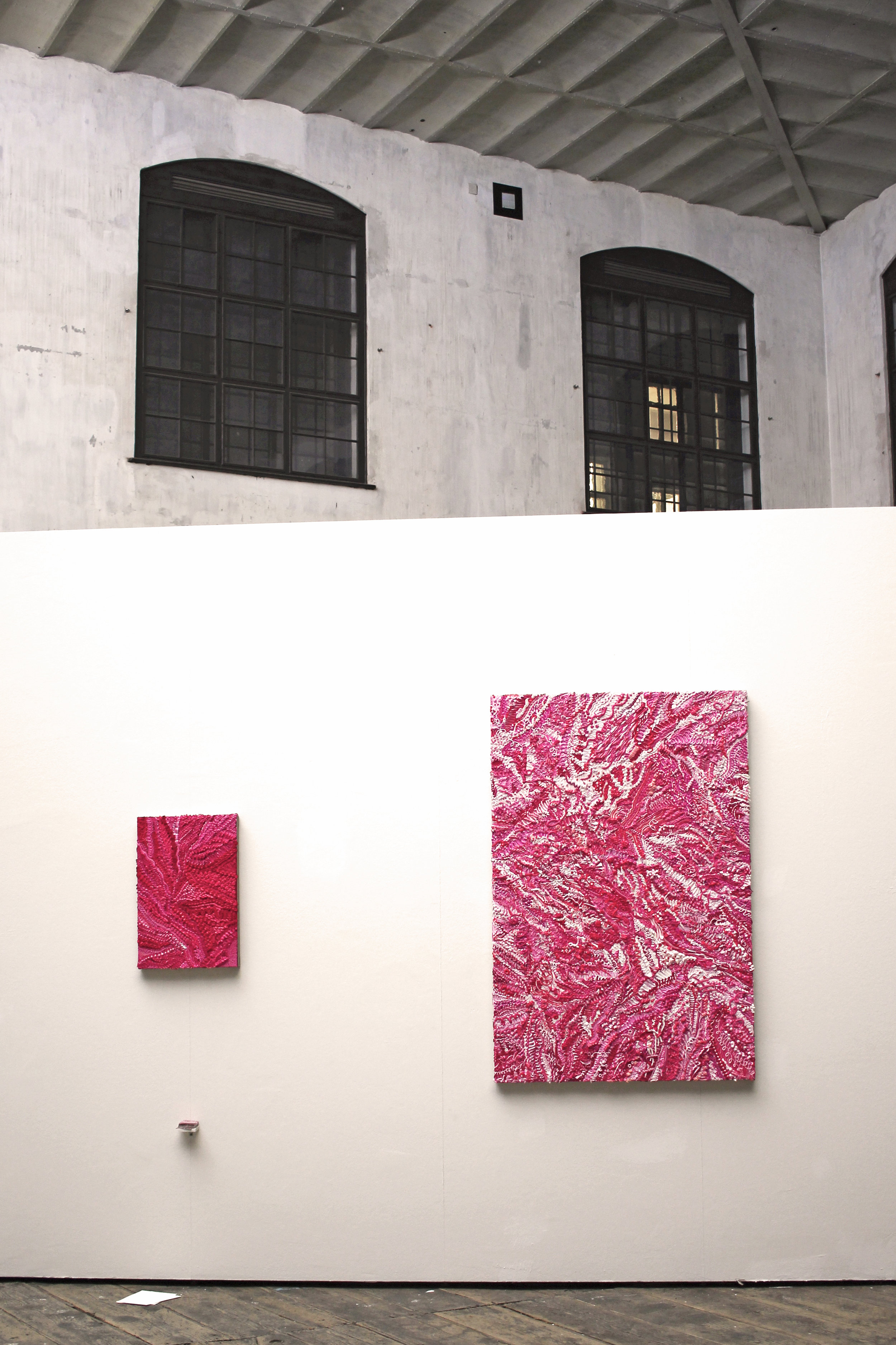 EXHIBITION VIEW, SEMPERDEPOT, January 2019