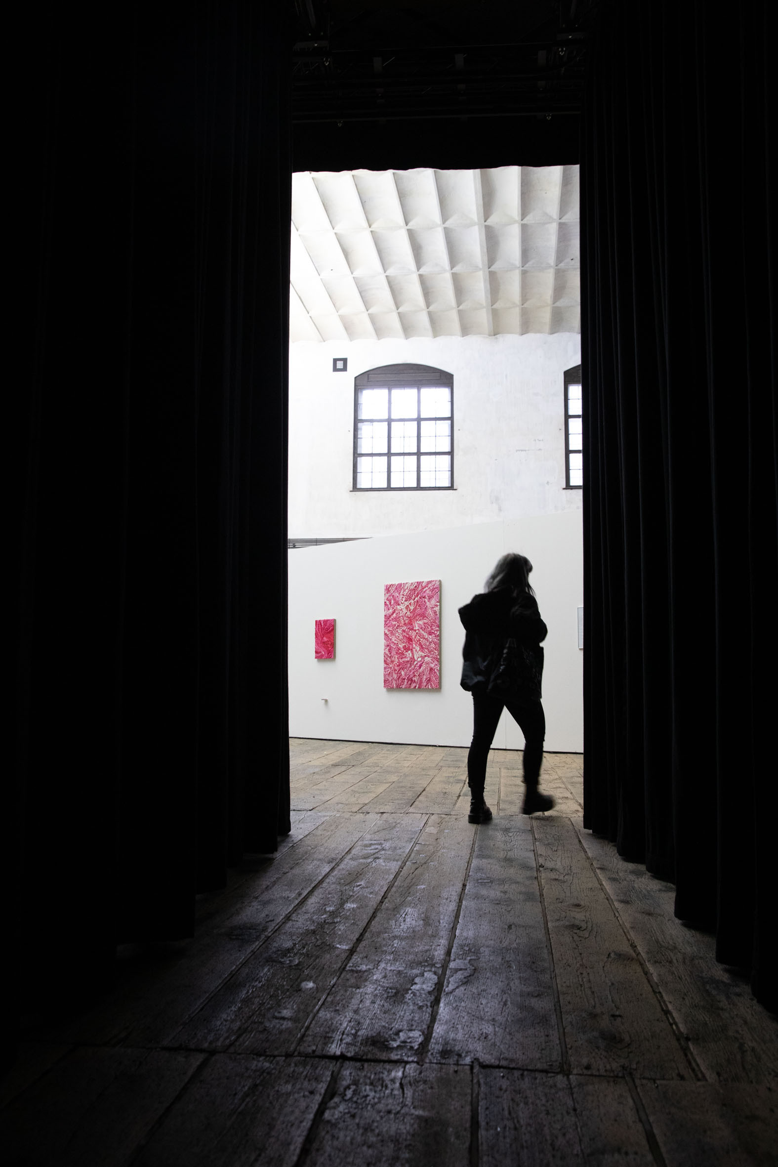 EXHIBITION VIEW, SEMPERDEPOT, January 2019, (c) Photography by  eSeL.at , 2019