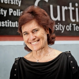 Janette Hartz-Karp  Emeritus Professor, Curtin University Sustainability Policy Institute.