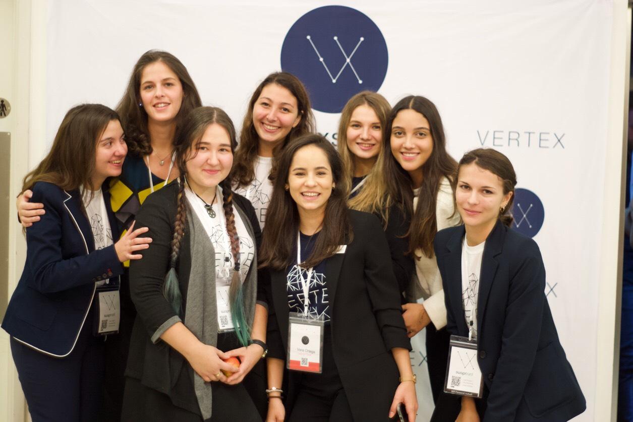Vertex 3 Organizing Committee