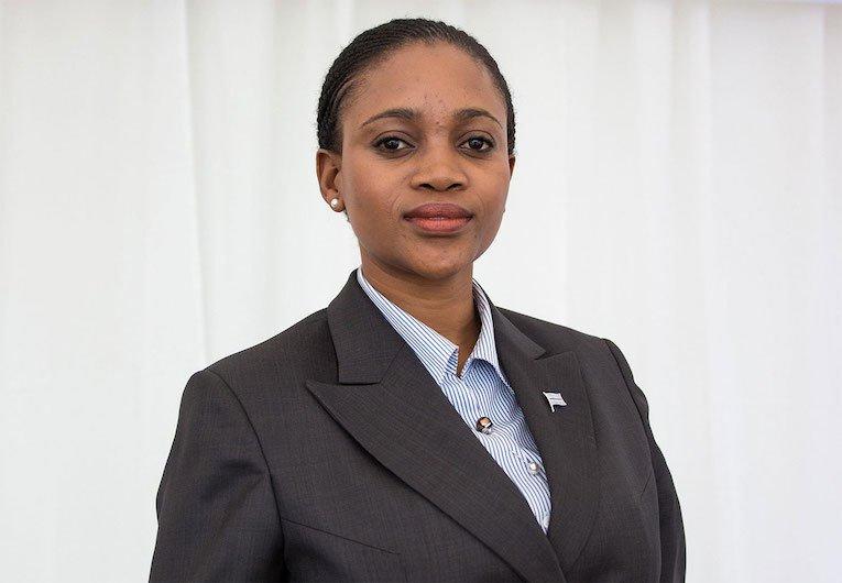 Bogolo Kenewendo - Botswana's youngest minister