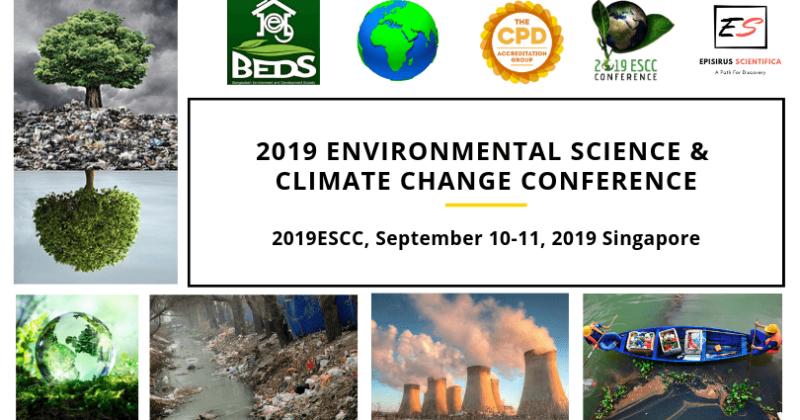Official conference banner. Courtesy @2019ESCC