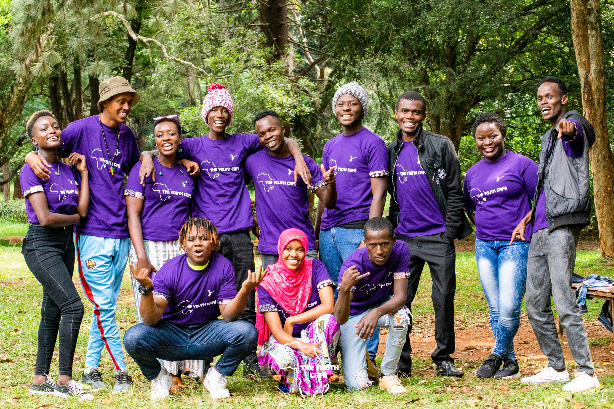 The Youth Cafe   Youth Empowerment in Africa   Creating a ...