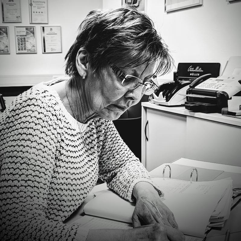 Brigitte Jackisch - Buchhaltung
