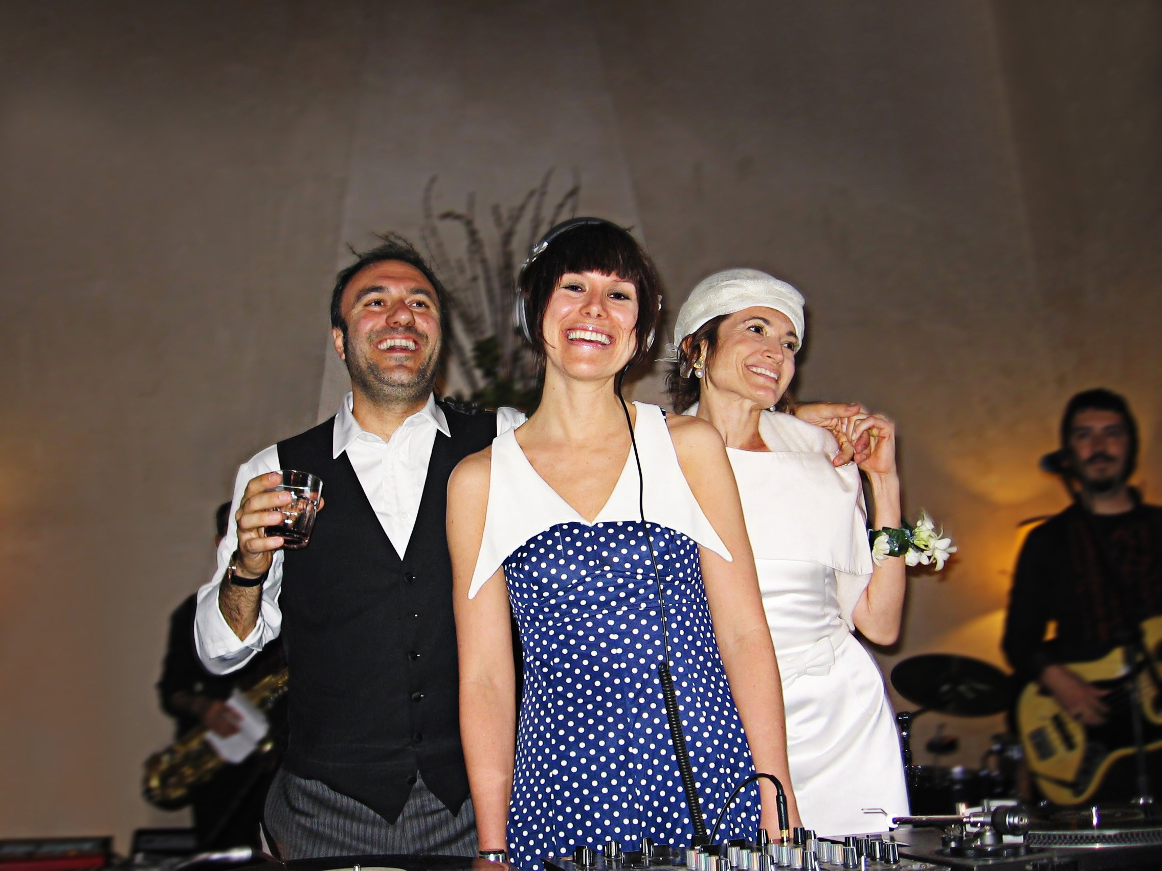 Sicilian Wedding DJ Set with Montefiori Cocktail, Italy