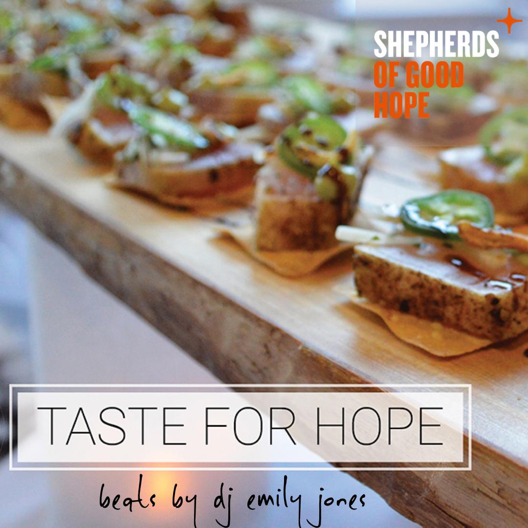 Taste for Hope 2019