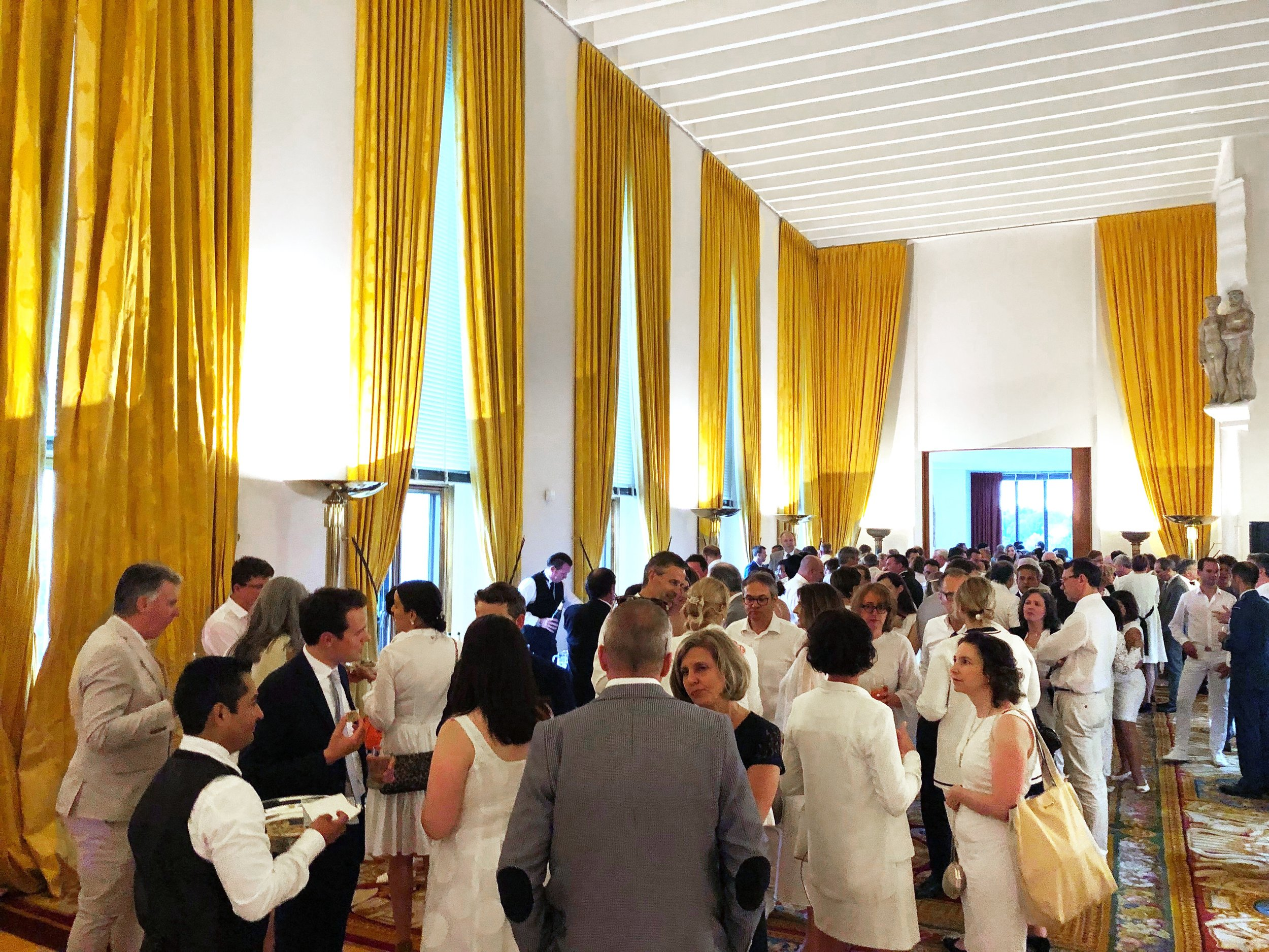 Pre-Bastille Day Party 2019, French Embassy